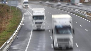 Los camiones son los principales afectados con esta nueva normativa.