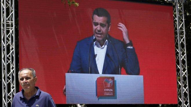 Grècia vota per primera vegada en les eleccions europees després del rescat financer