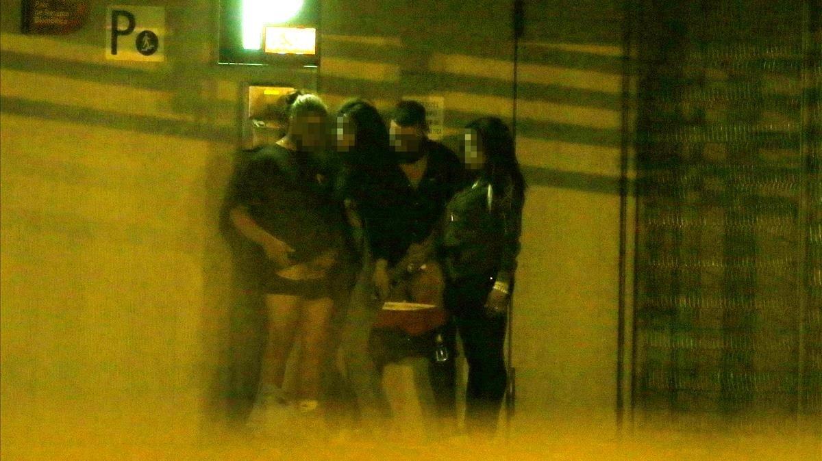 palizas a prostitutas chinas prostitutas barcelona