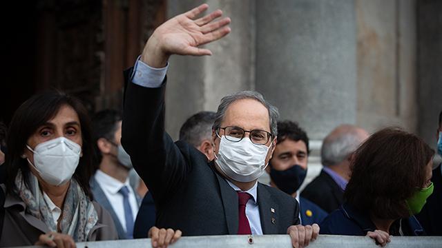 El Suprem fulmina Torra i la legislatura catalana