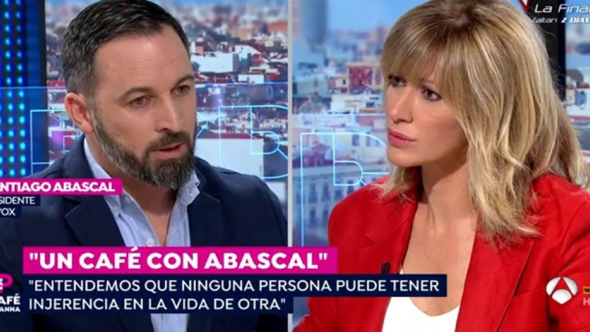 """Abascal, contra la eutanasia en 'Espejo Público': """"No vamos a facilitar que un marido pueda matar a su mujer"""""""