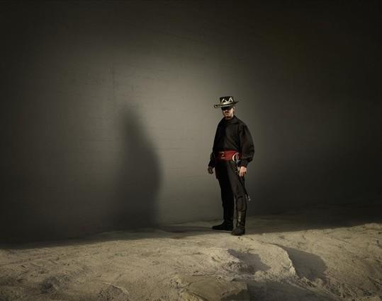 El Zorro del bulevar de Los Ángeles, Jordi Lluch, es español.