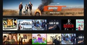Amazon Prime Video, ja disponible a Espanya per competir amb Netflix