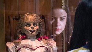 Anabelle, la horripilante muñeca que protagoniza el nuevo filme.