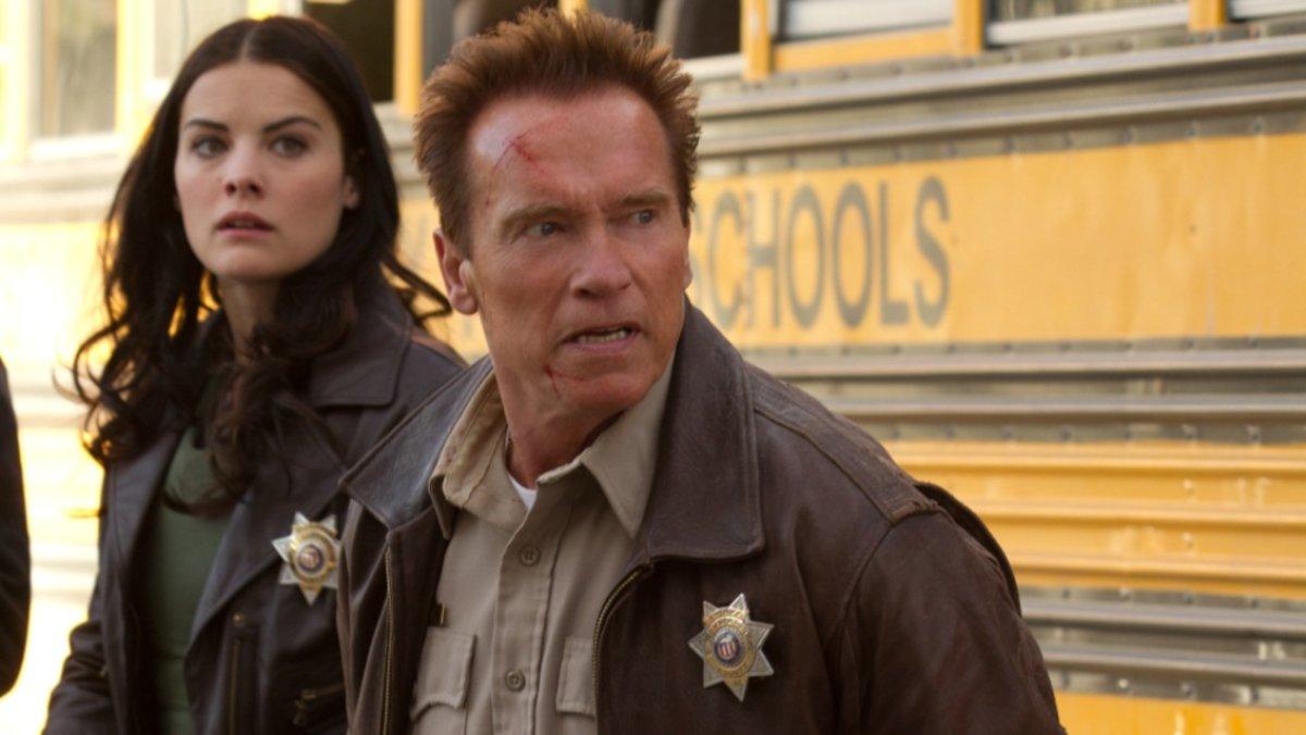 Arnold Schwarzenegger, protagonista en El último desafío.