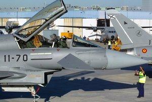 """Defensa abre la puerta a que el Ejército del Aire sea también """"del Espacio"""""""