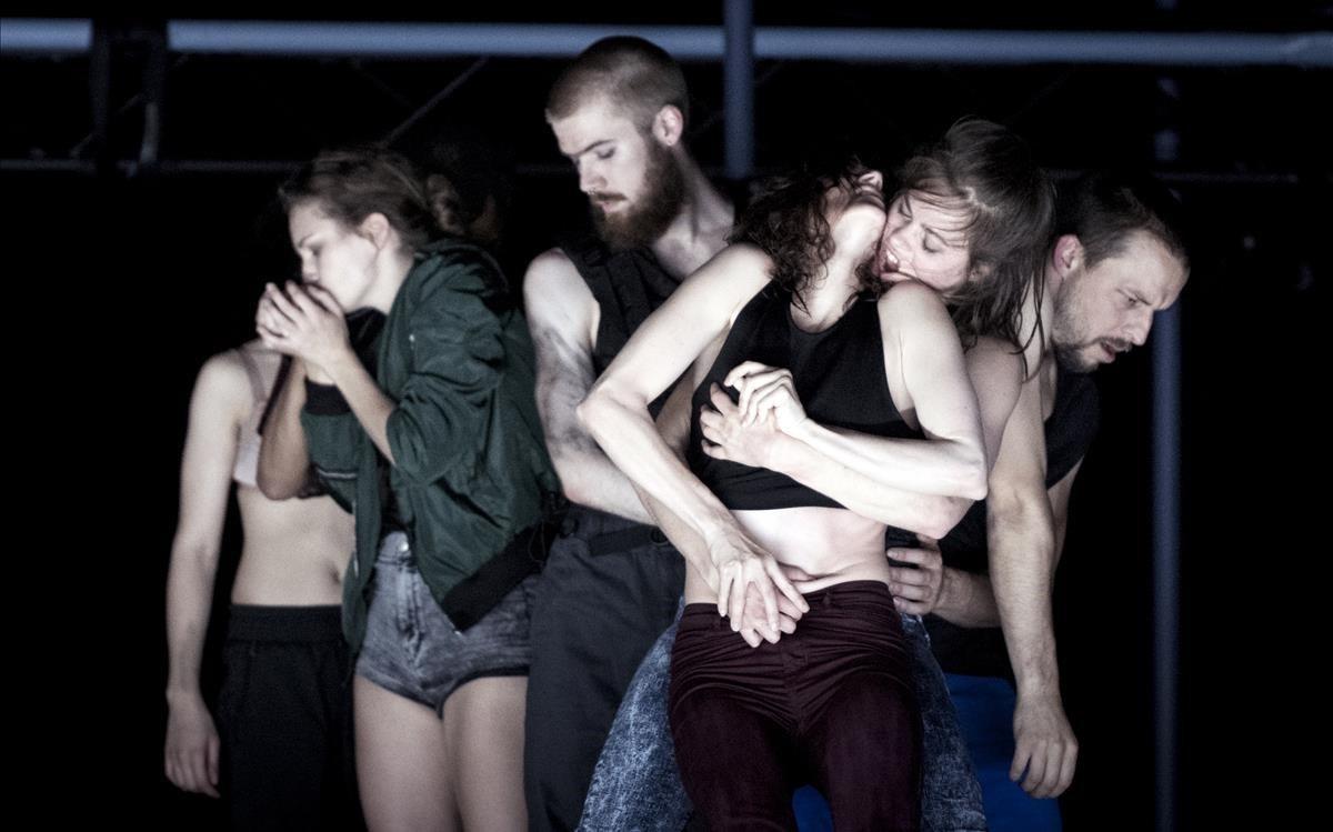 Escena ce 'Protagonist', coreografía estrenada la temporada pasada en Suecia.