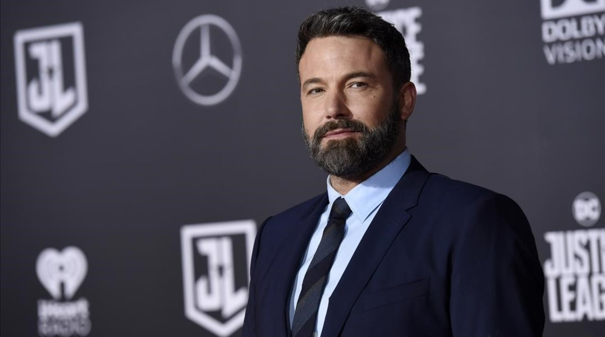 El actor Ben Affleck.