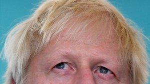 Boris Johnson, el pasado 10 de septiembre, en Londres
