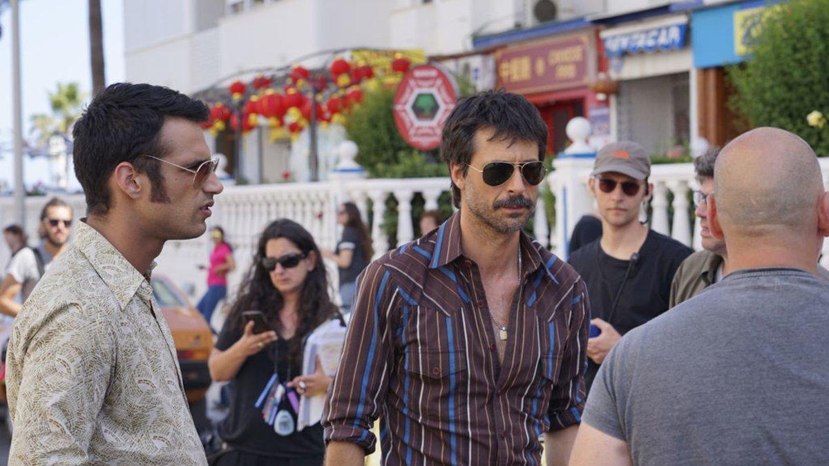 Mediaset culmina el rodaje de 'Brigada costa del sol', su nueva serie con Hugo Silva y Jesús Castro