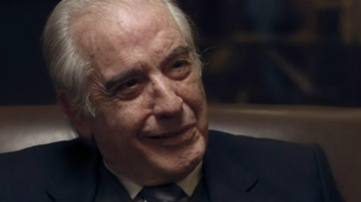 El exgerente del Liceu Josep Maria Busquets en 'Salvados'.