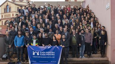 Mobilització ciutadana per a l'acollida de refugiats a Catalunya