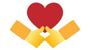 Candidato a emoji del perdón presentado por Finlandia a Unicode.