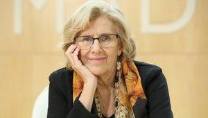 Manuela Carmena serà la pregonera de les festes de la Mercè de Barcelona