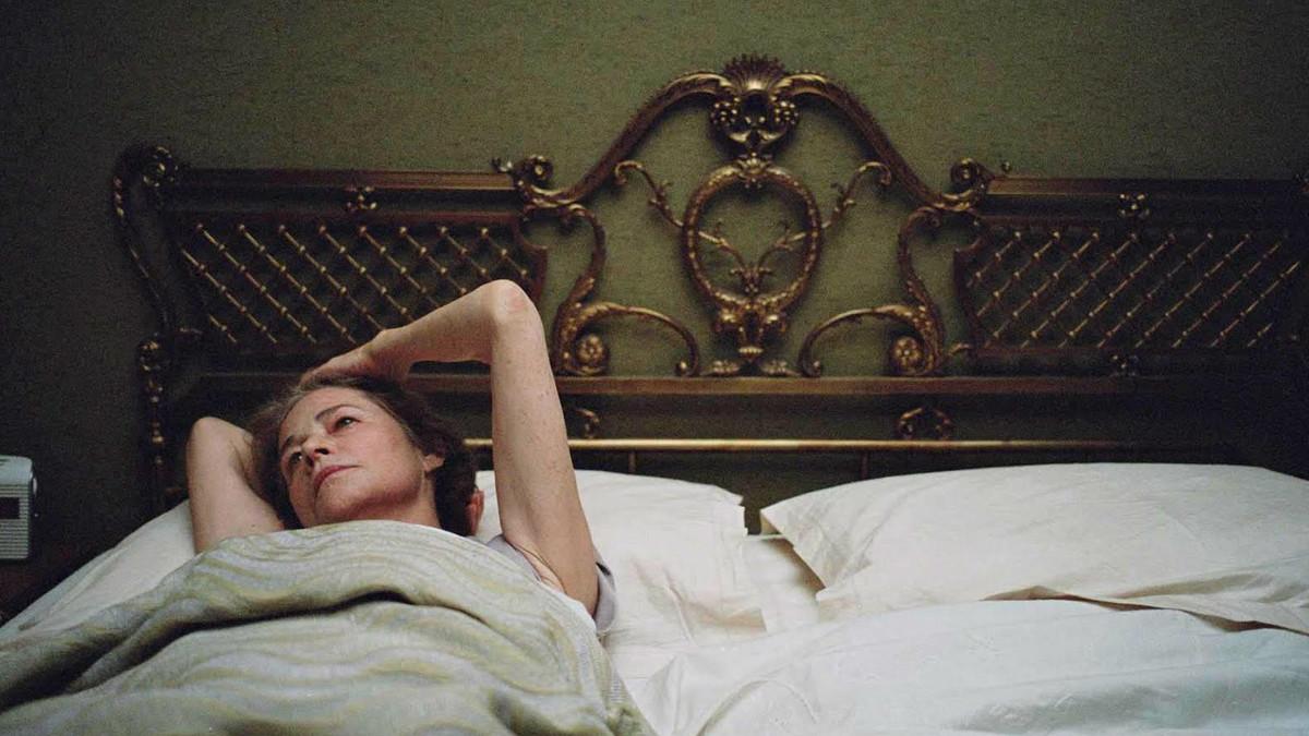 Charlotte Rampling, en un fotograma de Hannah, de Andrea Pallaoro