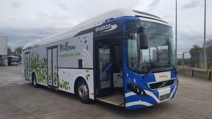 Coche de Mataró Bus.
