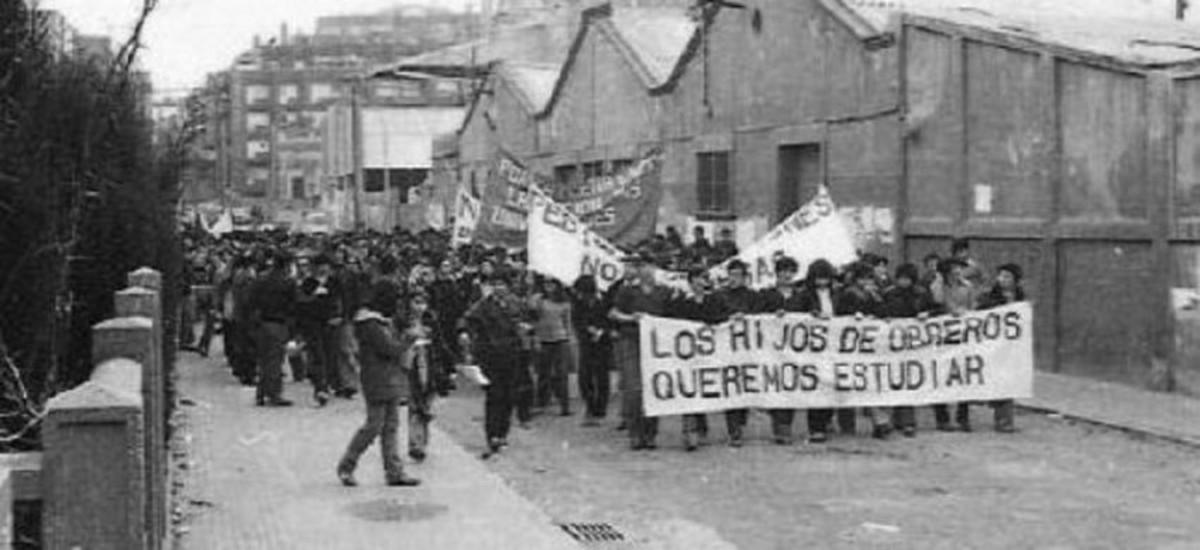 Cornellà fue un escenario clave en la lucha obrera de los años 60 y 70
