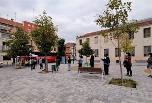 Cribado en la Escola Angeleta Ferrer de Mataró.
