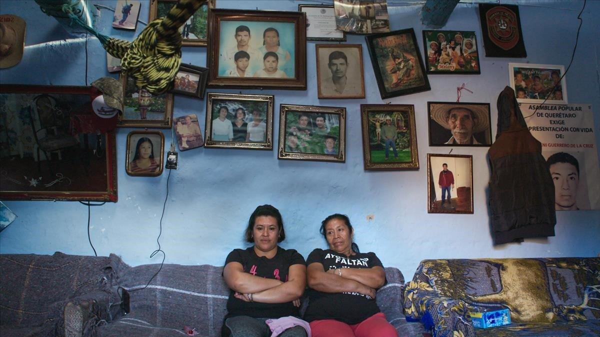 Una imagen del documental 'Vivos', de Ai Weiwei.