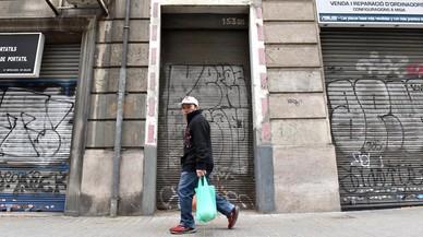 La casa más estrecha de Barcelona