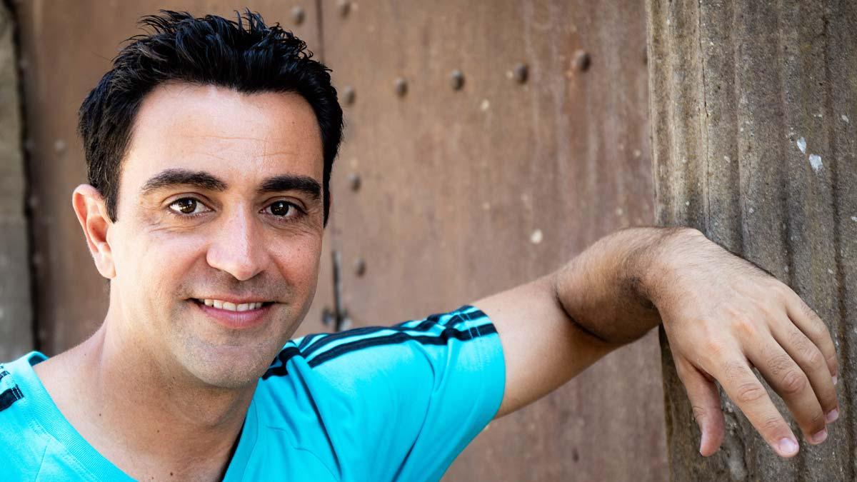 Entrevista con Xavi Hernández.