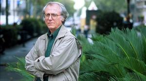 El escritor norteamericano Don DeLillo.
