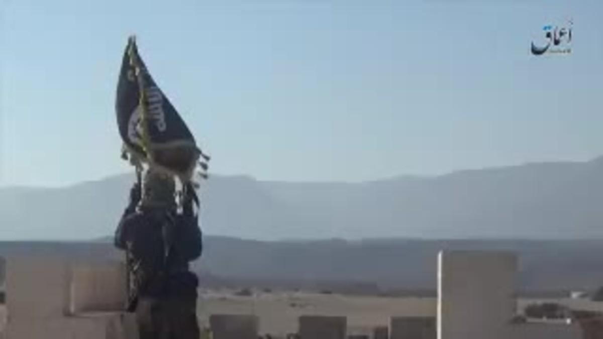 Conquista del Estado Islámico de una estratégica ciudad en Somalia.