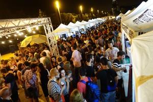 La Fira del Poble Nou reunió el año pasado a más de 30.000 personas.