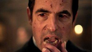 Un fotograma de la serie 'Drácula'