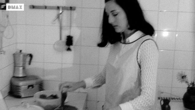 Fragmento dedicado a Inmaculada Martínez, la Mujer Ideal de Europa en 1970, en el programa de DMax 'La España soñada de Franco'.