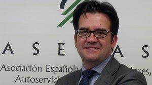 García Magarzo (Asedas): «Els supermercats han contribuït a donar calma a la població»