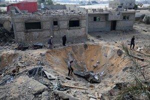 La tensión se ha incrementado entre la Franja de Gaza e Israel estos últimos días.