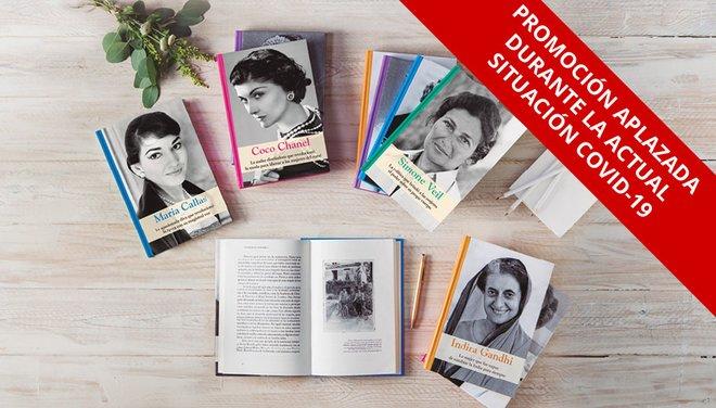 Colección Grandes Mujeres
