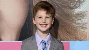 El joven Ian Armitage, de 8 años, interpretará al personaje de Sheldon Cooper cuando tenía 9 años en Young Sheldon.