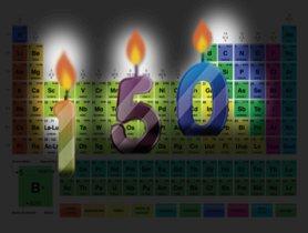La tabla que soñó un químico