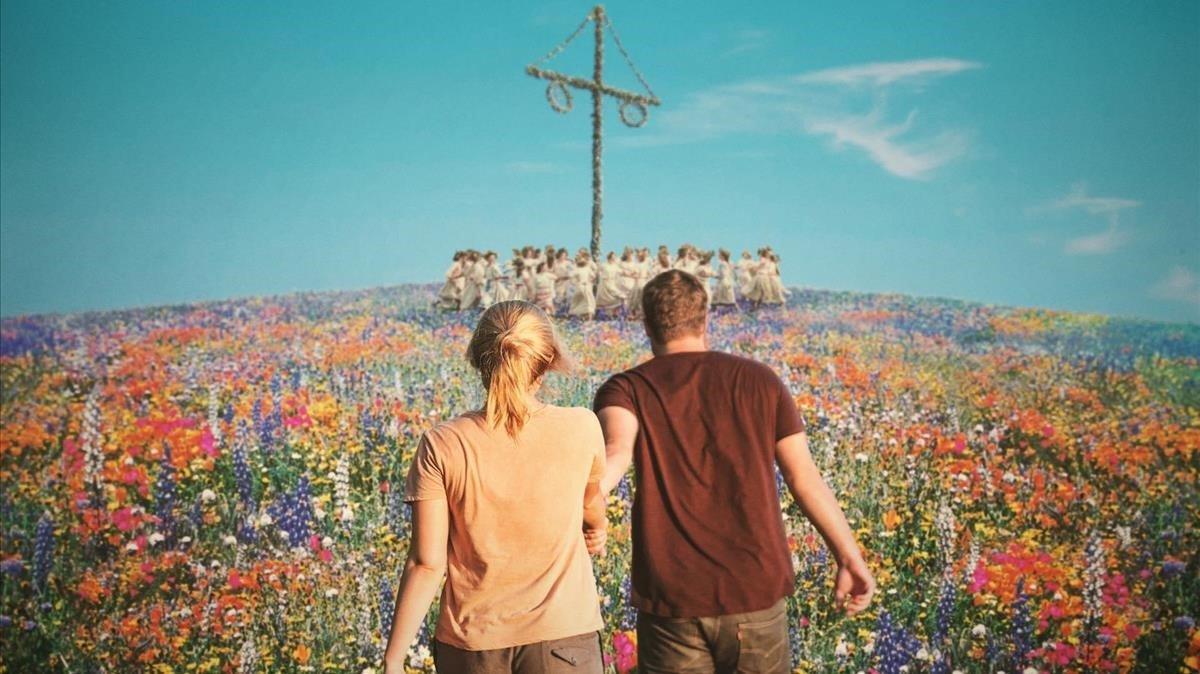 Imagen promocional de 'Midsommar', de Ari Aster