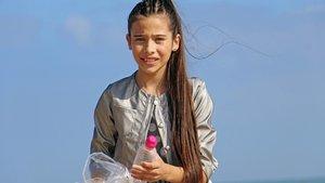 TVE estrena el videoclip íntegro de 'Marte', el tema de Melani para Eurovisión Junior 2019