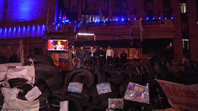 Declaración unilateral de independencia del pueblo de Donetsk