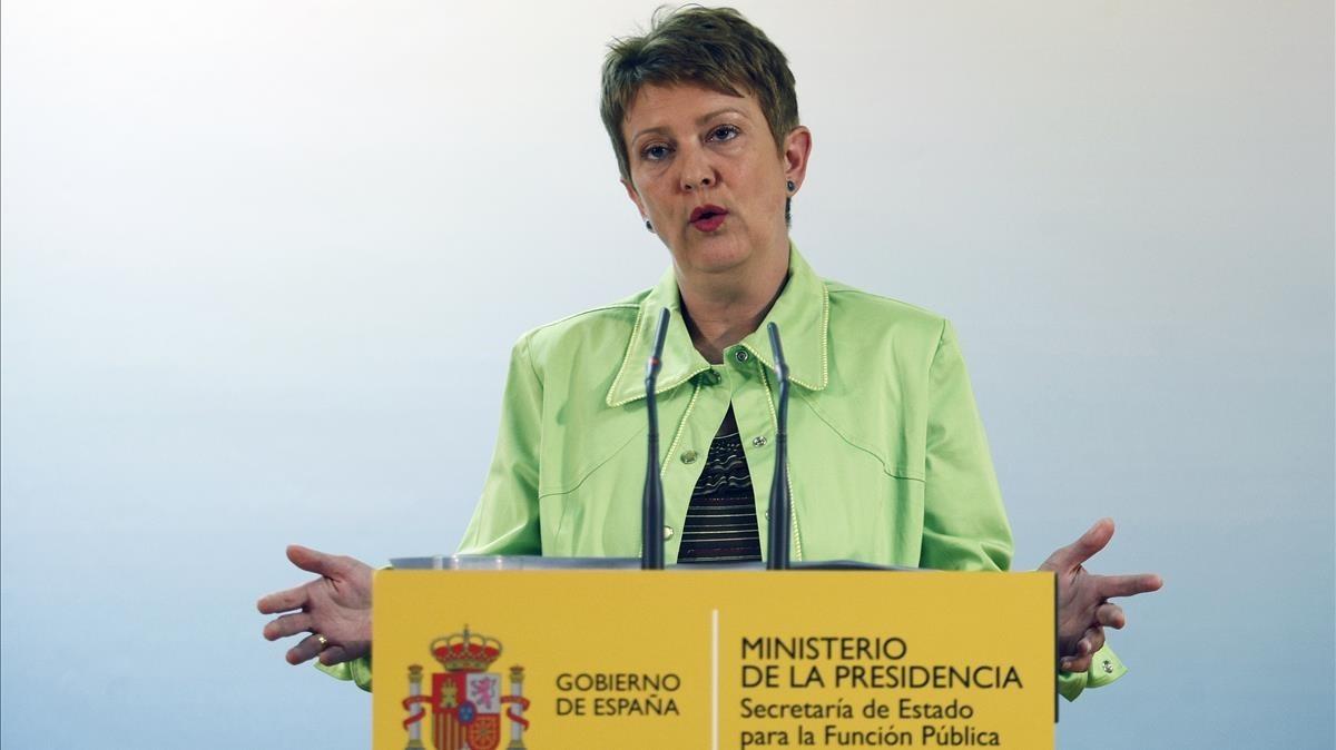 Consuelo Rumí, nueva secretaria de Estaado de Inmigración.
