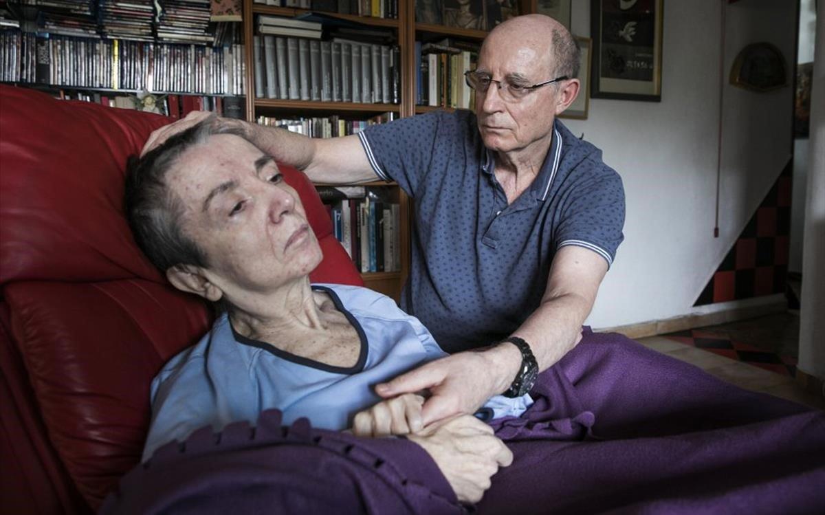 Més d'un milió de firmes a favor de l'eutanàsia