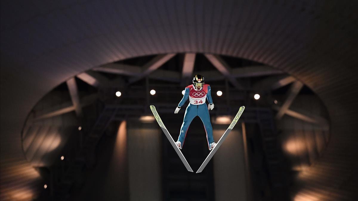 Corea obre la festa olímpica