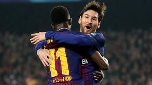 ¿I qui no voldria dependre de Messi?