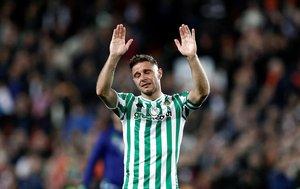 Joaquín, jugador del Betis.