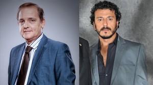 Jordi Rebellón y Marcial Álvarez, nuevas incorporaciones a Servir y proteger (TVE-1).