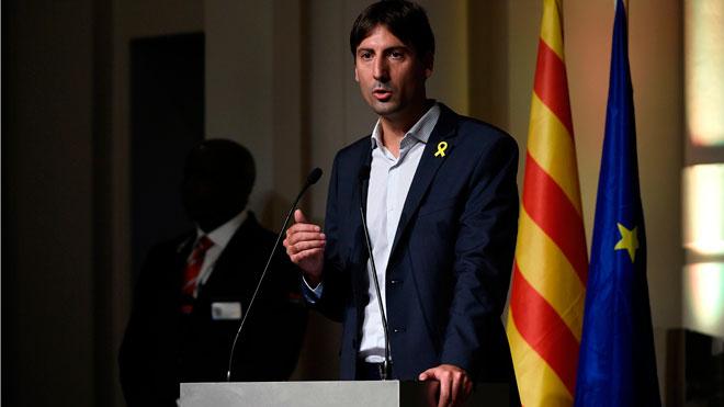 Jordi Solé (ERC) a Juncker: Vaya a hablar de valores europeos con los presos políticos a Catalunya.