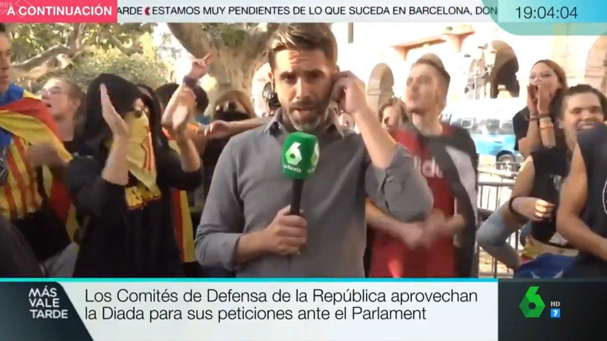 José Yélamo responde tras ser acusado de alentar a independentistas para boicotear su directo