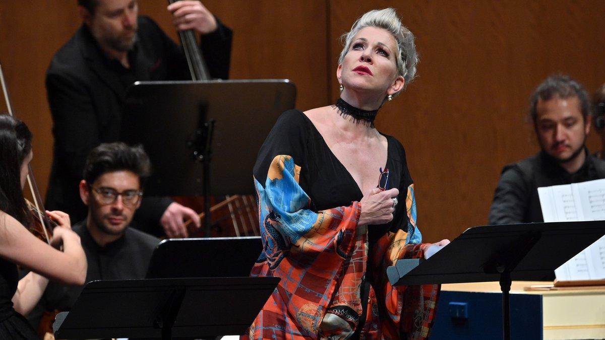 Joyce DiDonato, en la representación de 'Agrippina' en el Liceu
