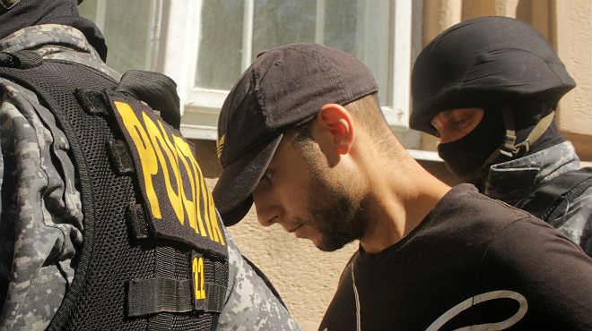 El jutge dicta que Sergio Morate sigui extradit a Espanya.