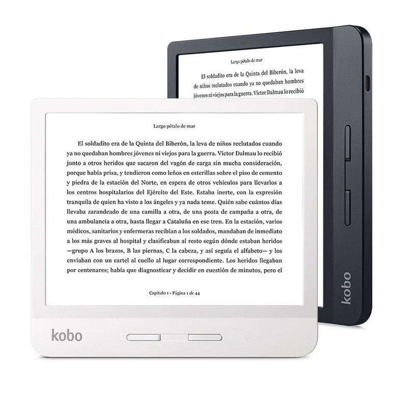 Característiques i possibilitats de l'eReader Kobo Libra H20