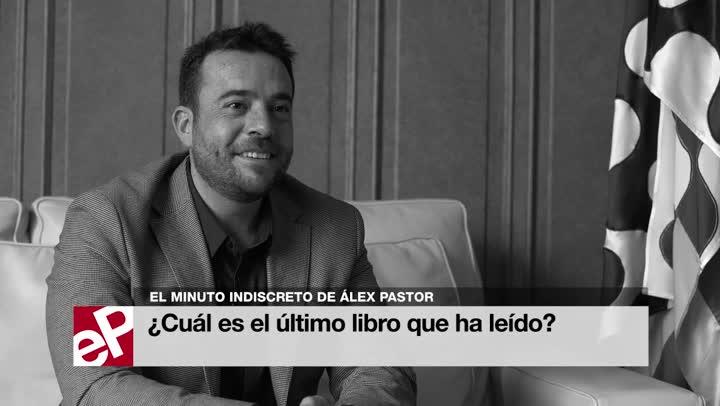 Lalcalde de Badalona, Álex Pastor, desvetlla unes quantes qüestions personals a lentrevista que li ha fet EL PERIÓDICO.